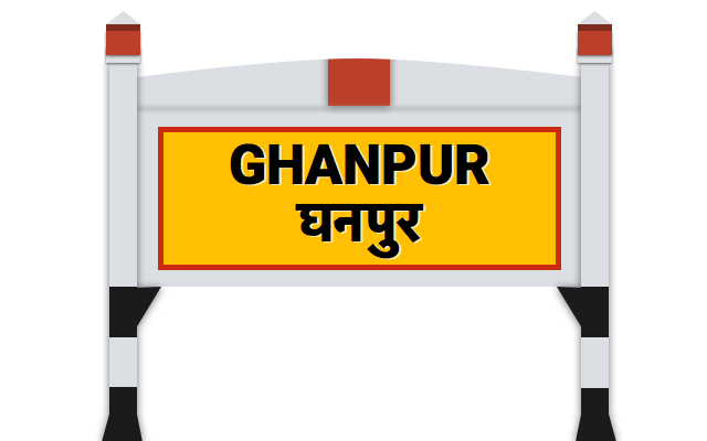 Image result for station ghanpur